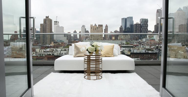 penthouse apartment nyc