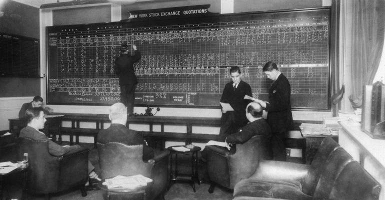 old new york stock exchange