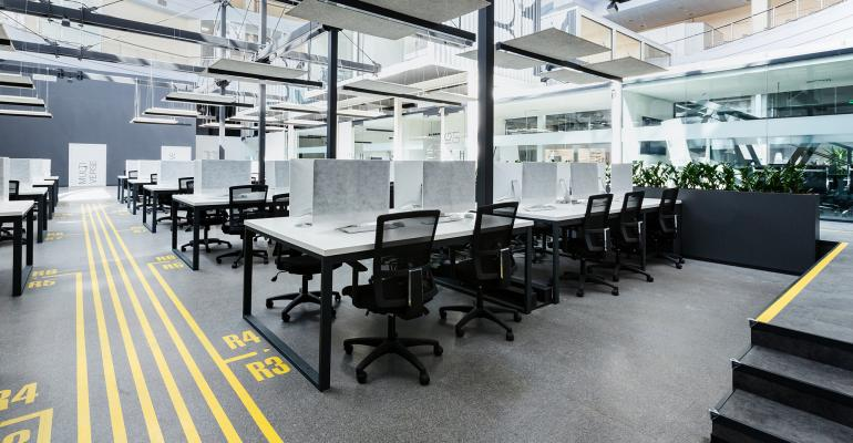 office rental space