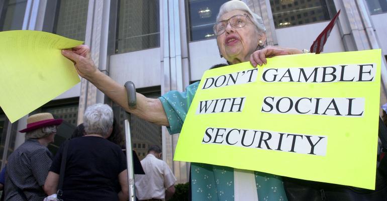 social security sign