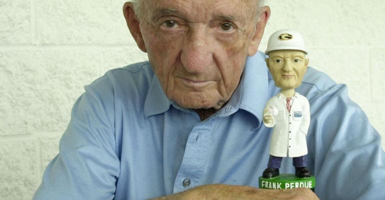 Frank Perdue bobblehead