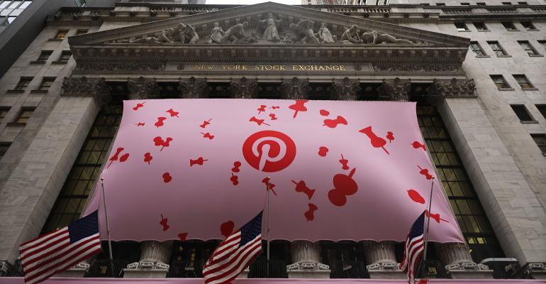Pinterest NYSE