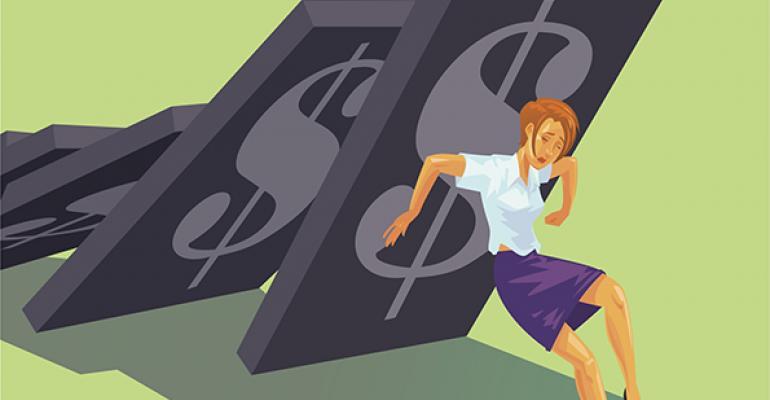 price pressure money