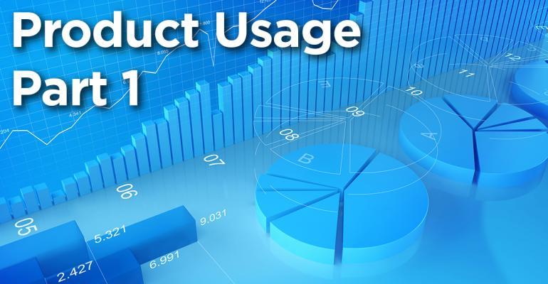 product usage