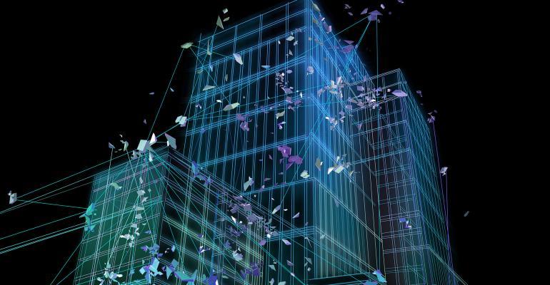 digital office buildings