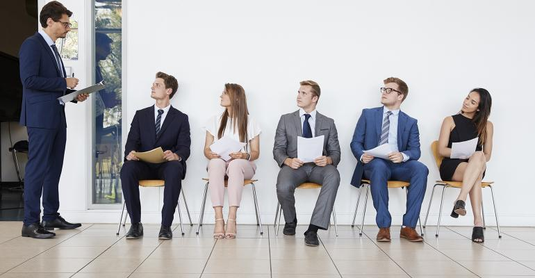 recruiter job interviews