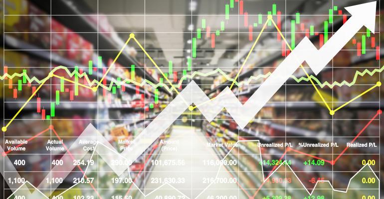 supermarket chart