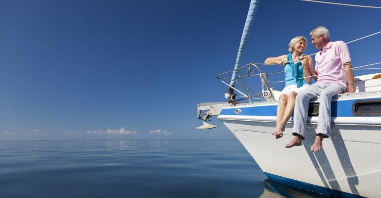 retirees on boat
