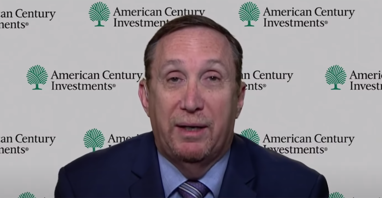 American Century Investments CIO for Multi-Asset Strategies Rich Weiss