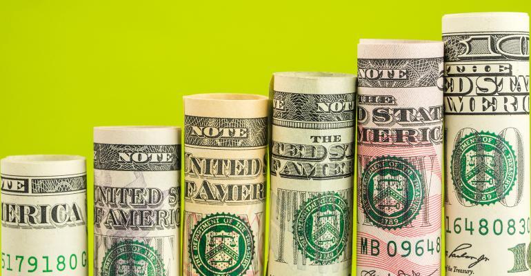rising money