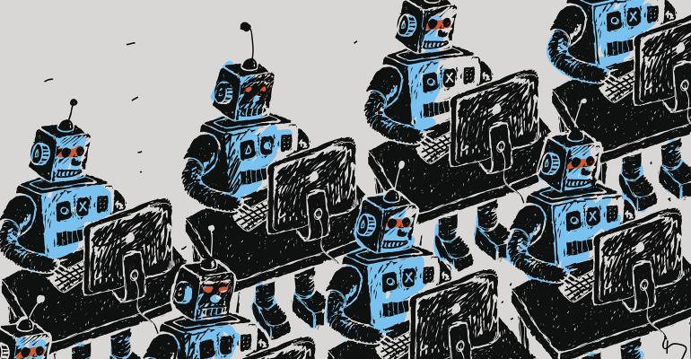 robots computers