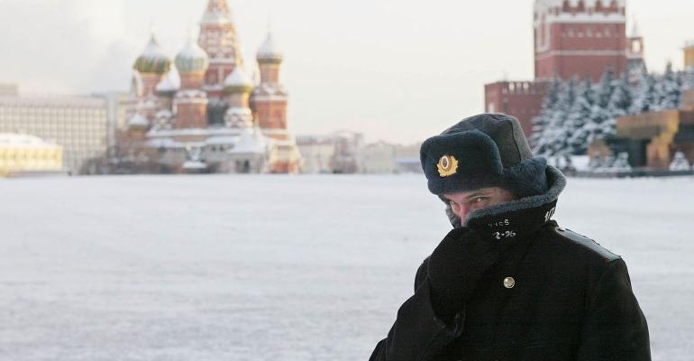 Russia cold