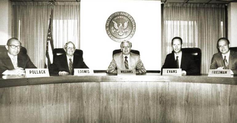 SEC commission 1980