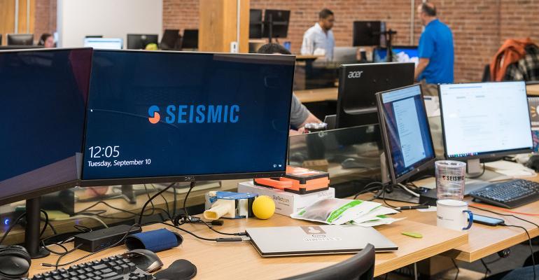 Seismic office