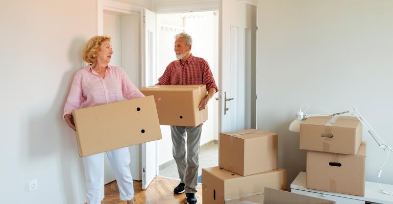 Seniors moving
