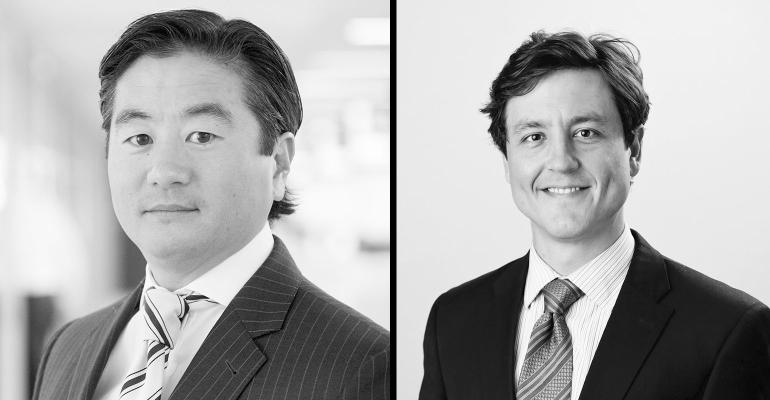 Christopher Shin and Jeffrey Fulk