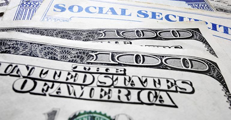 social security card money
