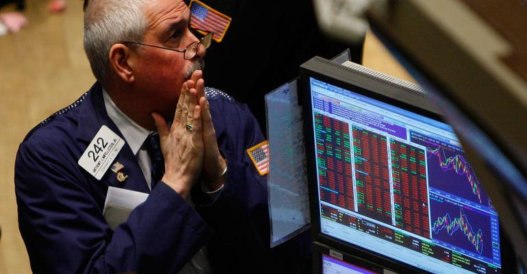 stock market praying