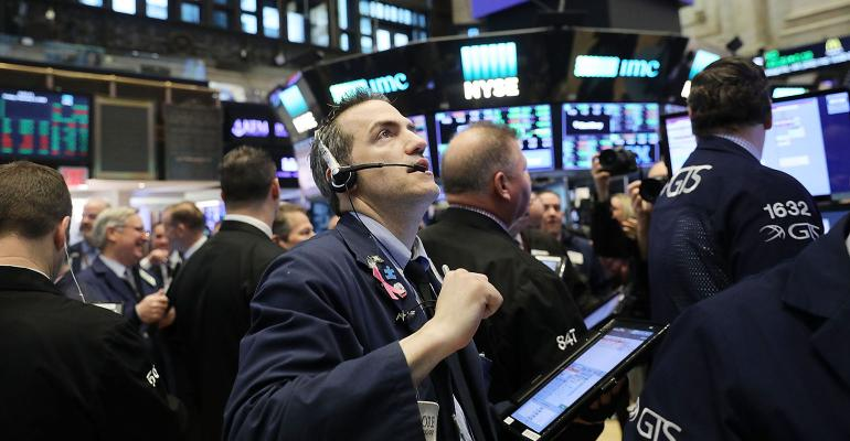 Wall Street's Sleepy Trading Floors Get