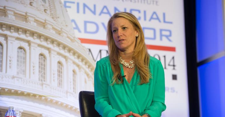 Susan Axelrod addressed concerns to the FINRA CARDS rule proposal at the FSI Advisor Summit in Washington DC