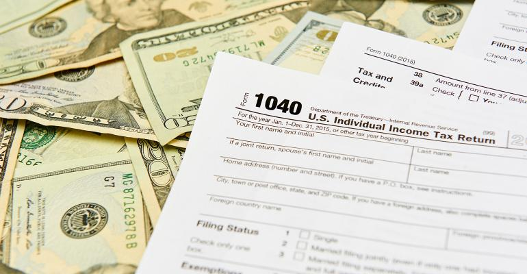 tax forms money