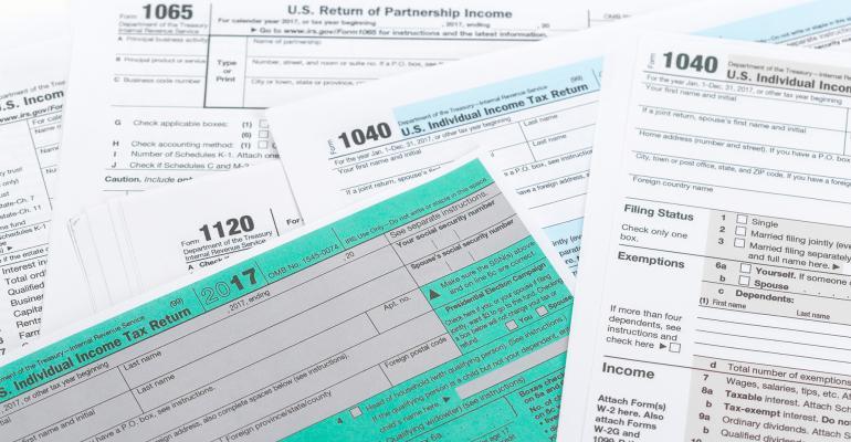 tax return forms