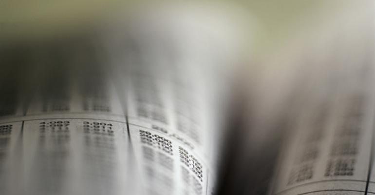 Tax instructions blurry
