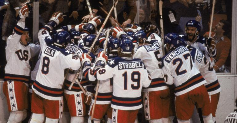 Team USA Miracle on Ice