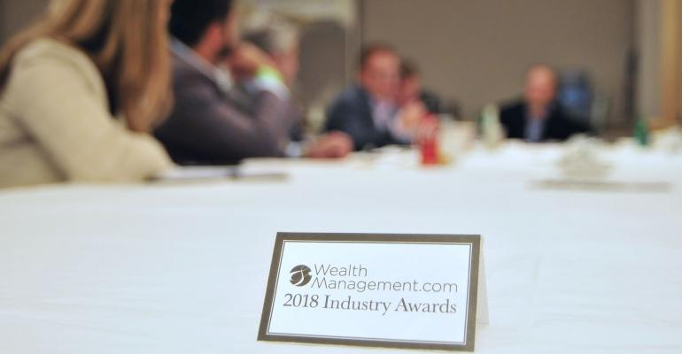 Wealth Management Industry Awards Tech Roundtable