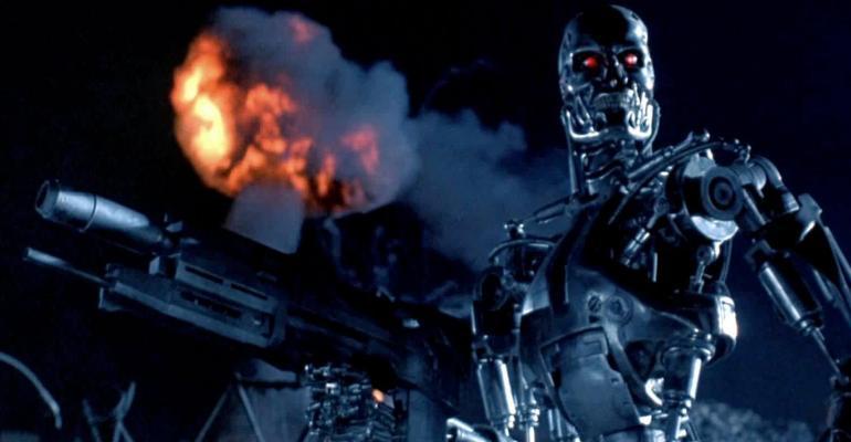 Terminator 2 future war
