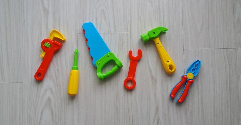 toys tools