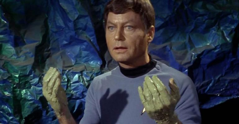 Dr. McCoy Star Trek