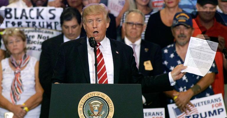 Donald Trump Phoenix rally