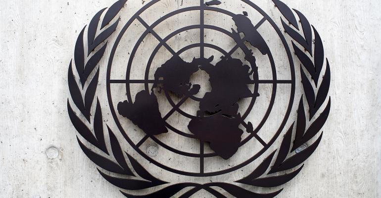 United Nations seal