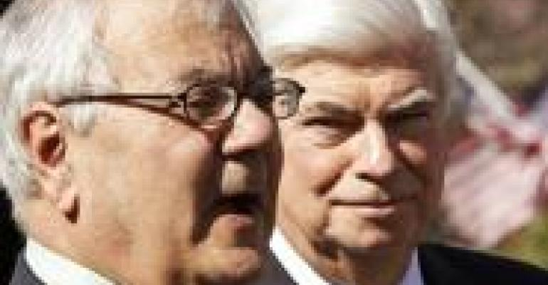 Frank-Dodd Bill Doesn't Address Root Causes of Crisis: Government Policies