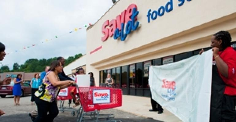 Save-a-Lot Grows By Targeting Low-Income Neighborhoods.