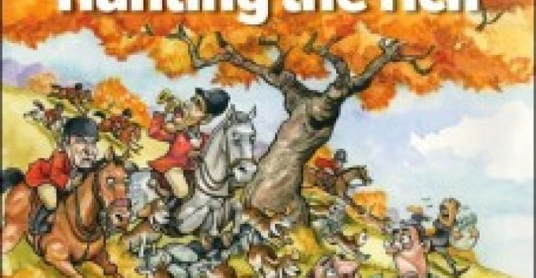 An Alarming Economist Cover: 'Hunting the Rich'