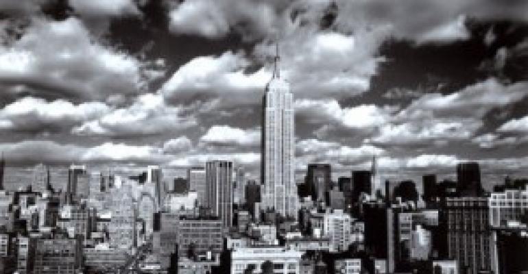 Where do the 1% live? Manhattan