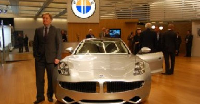 Could Fisker Be to Blame for Advanced Equities' Troubles?