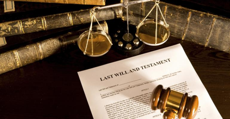 Statements of Wealth Transfer Intent