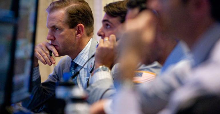 european debt crisis takes toll on traders