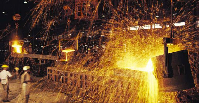 US Steel (X) At Risk Of Pension Pressure