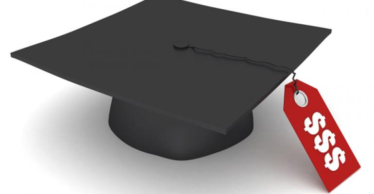 The Next Bubble to Burst: Student Loans
