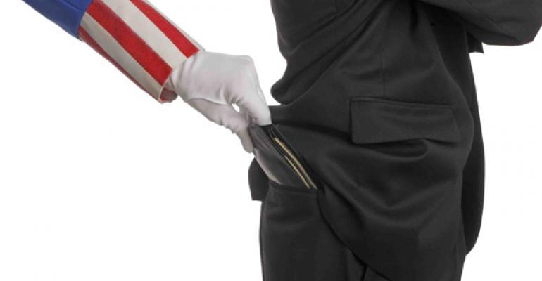 Tax Levies on Federal Thrift Saving Plan