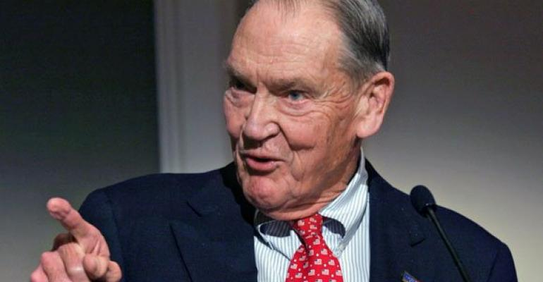 Bogle: Federal Fiduciary Standard is No. 1 Priority