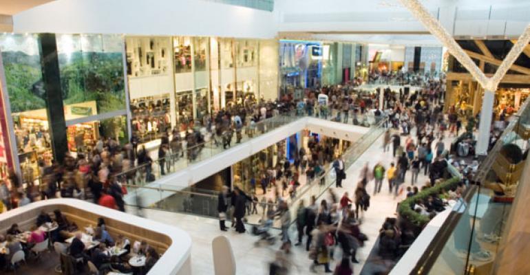 The Internet Did Not Kill the Mall