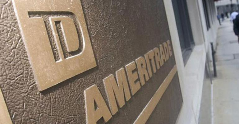 Succession Financing Advances at TD Ameritrade, Schwab