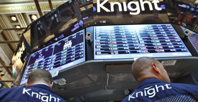 Call It a Knight? Major Mutual Fund Holders of Knight Capital