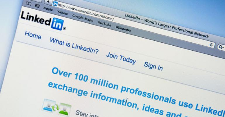 A 10 Minute LinkedIn Routine for Financial Advisors – Part 1 of 2