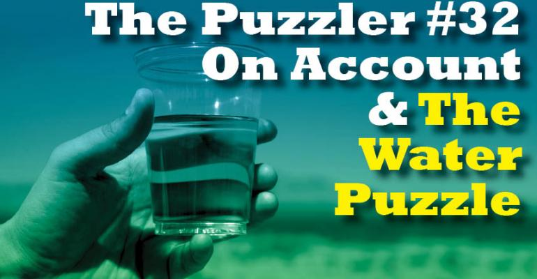 The Puzzler #32